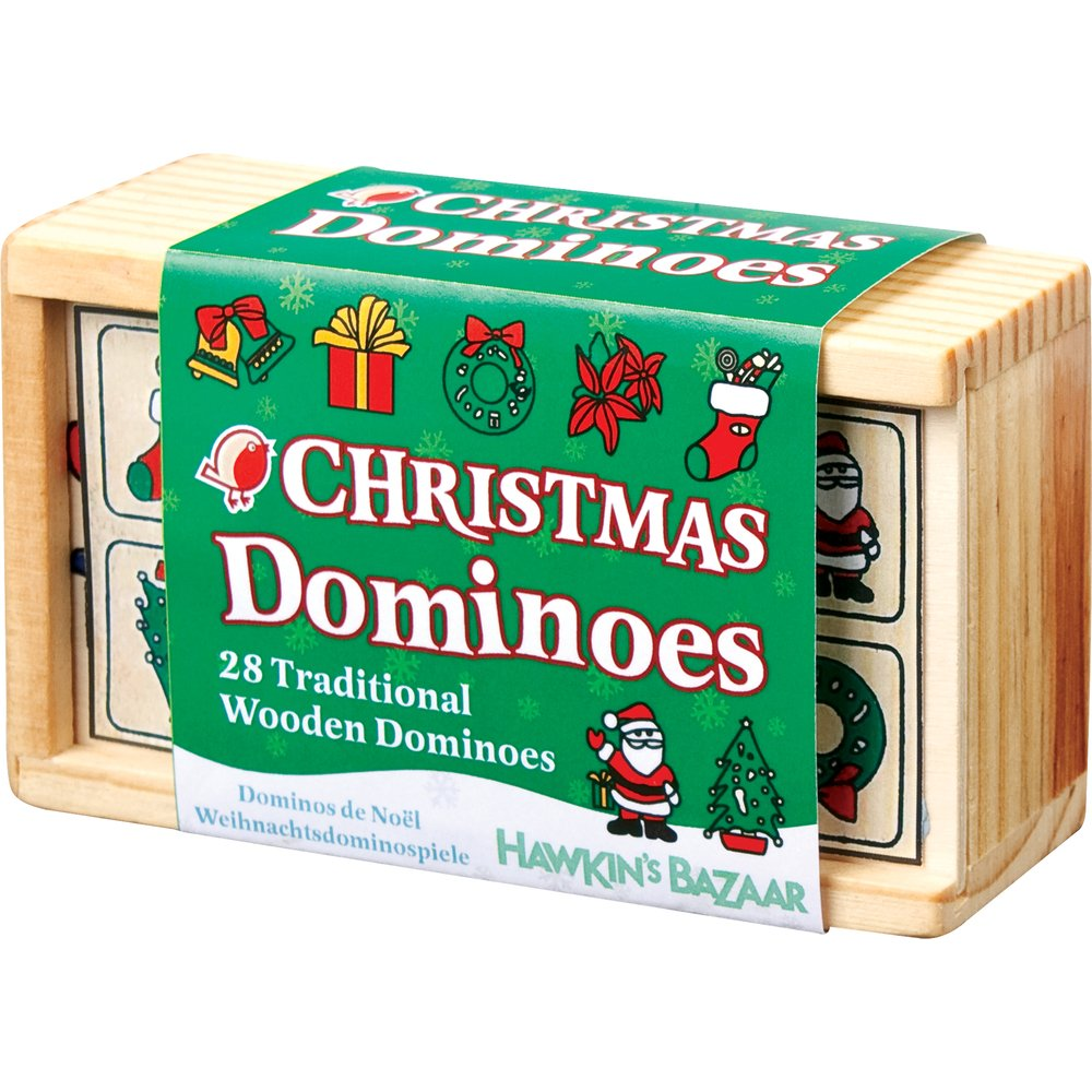 Tobar Christmas Dominoes: Amazon.co.uk: Toys & Games