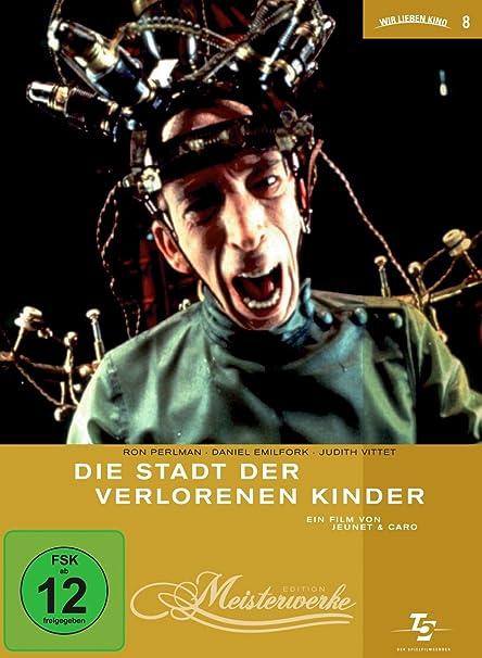 Die Stadt der verlorenen Kinder [Alemania] [DVD]: Amazon.es ...