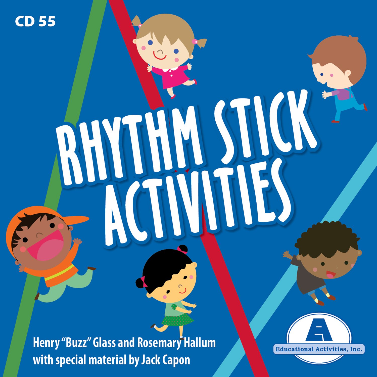 Rhythm Stick Activities by Educational Activities