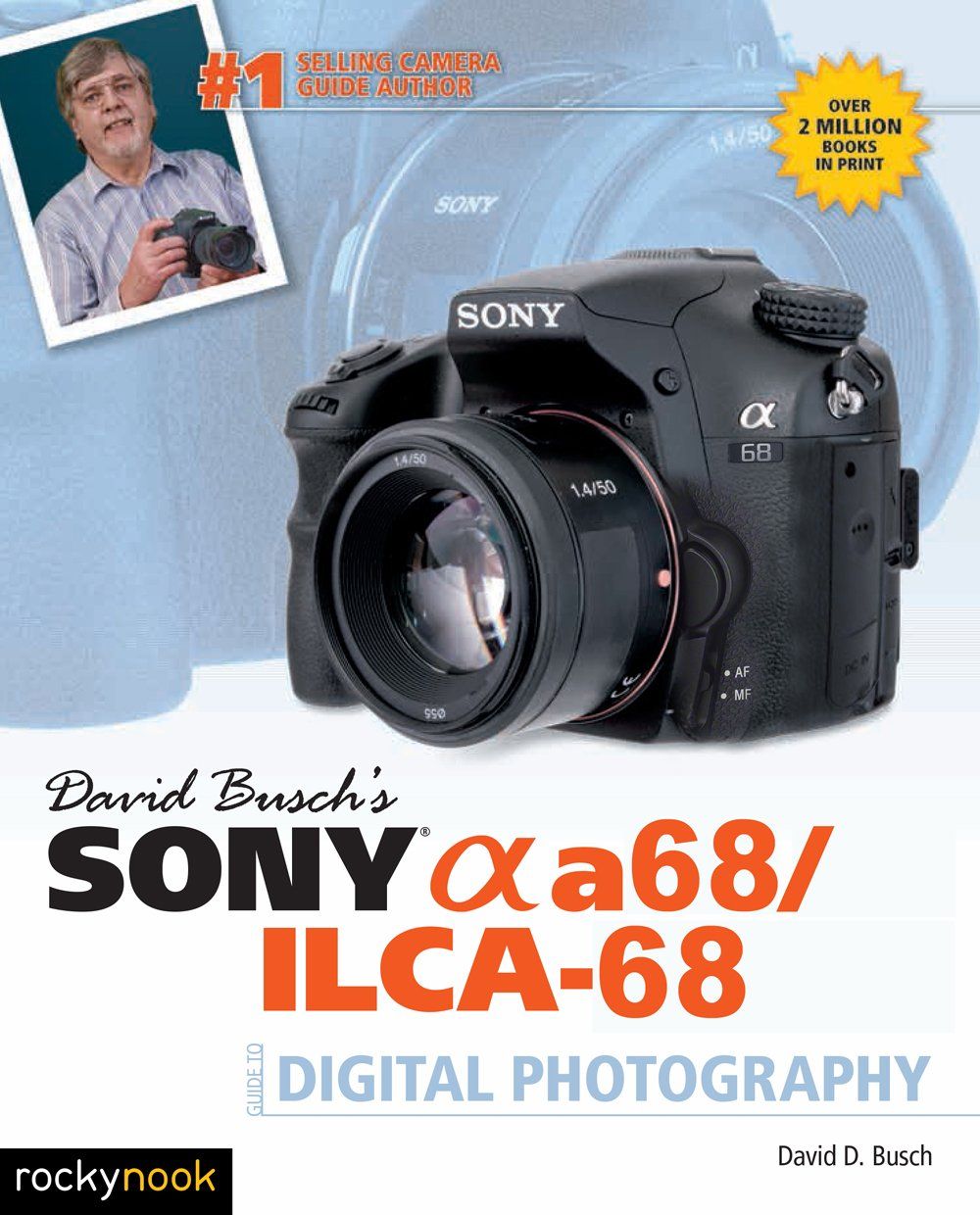 DSLR Compact Backpack Camera Bag For SONY a68//ILCA-68