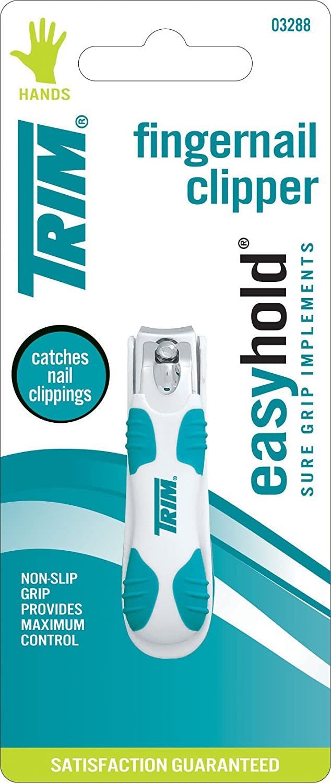 Trim Easy Hold Fingernail Clipper (Pack of 6) CX