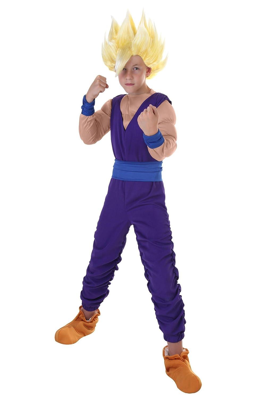 Disfraz de Goku de Big Boys: Amazon.es: Ropa y accesorios