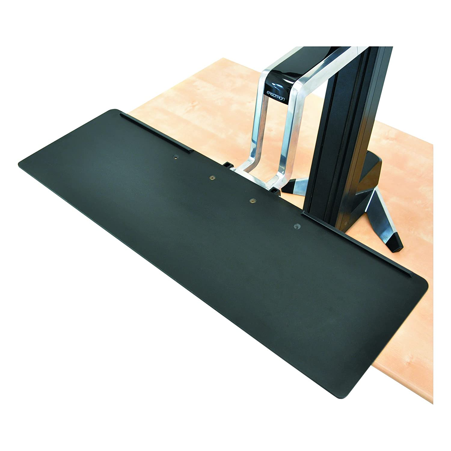 Large Keyboard Tray for Workfit-S Sit-Stand Workstation ERGOTRON 97653