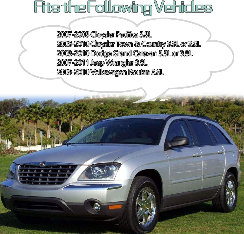 EGR Valve For Jeep Wrangler Chrysler Dodge Grand Caravan VW Routan OE 4861674AC