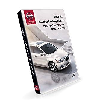Nissan sistema de navegación 2018 año Tarjeta SD V.9.0 (lcn2 kai): Amazon.es: Coche y moto