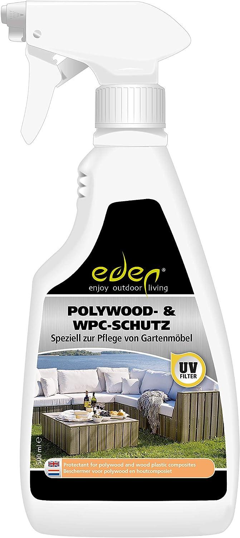 Eden Sellador para Polywood y WPC (compuesto de madera).