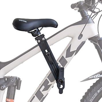 SHOTGUN Asiento infantil para bicicletas de montaña | Asientos ...