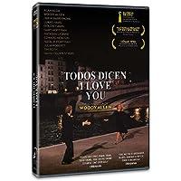Todos Dicen I Love You [DVD]