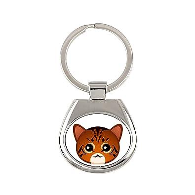 Toyger, un Llavero con un Gato, una Nueva colección con el ...