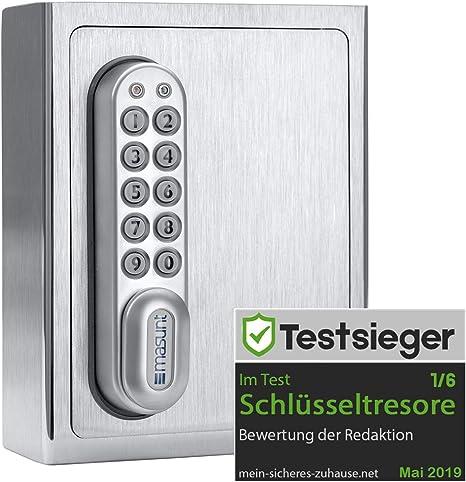 masunt Clave de código 1120 E segura: la caja de llaves ...