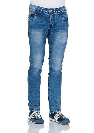 Timezone Herren Jeans Taylor TZ 26-5183-3265-3821 Slim Fit loom wash ... 5dc8208946