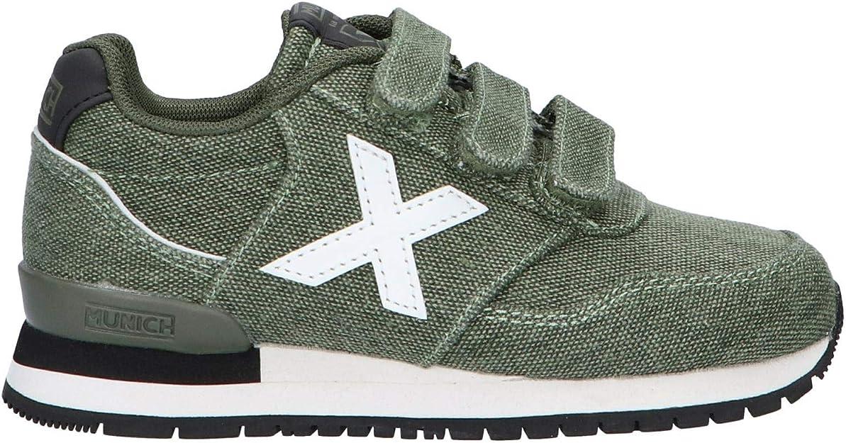 Zapatillas Niño Munich Dash Kid VCO 26: Amazon.es: Zapatos y ...