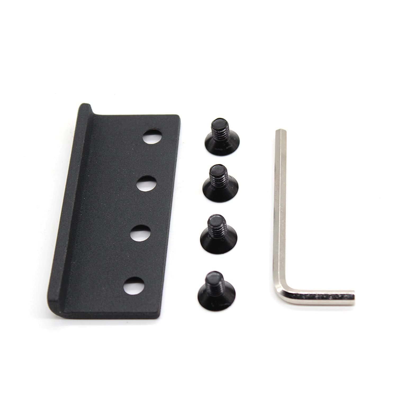 Hahaemall puleggia di colore nero in acciaio con grandi ruote set da camera con binario piatto per singola porta scorrevole con rotaia