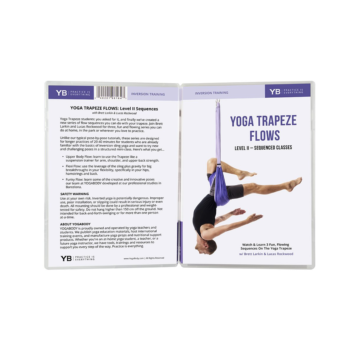 Amazon yoga trapeze dvd video official 3 flow sequences amazon yoga trapeze dvd video official 3 flow sequences by yogabody sports outdoors geenschuldenfo Choice Image