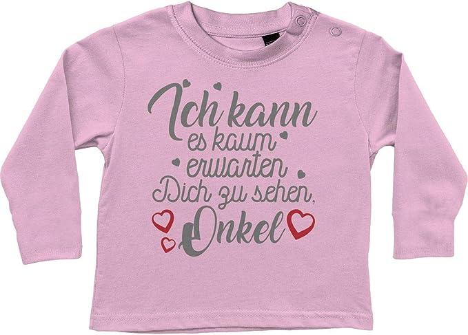 Handmade with Love handbedruckt in Deutschland Mikalino Baby//Kinder Longsleeve mit Spruch f/ür Jungen M/ädchen Unisex Langarm Dieser peinliche Moment