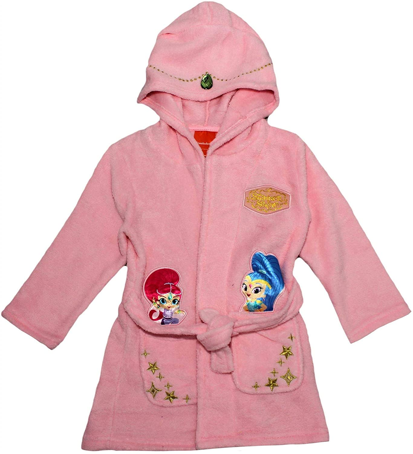 Nickelodeon Girl's Shimmer and Shine Dressing Gown RH2224