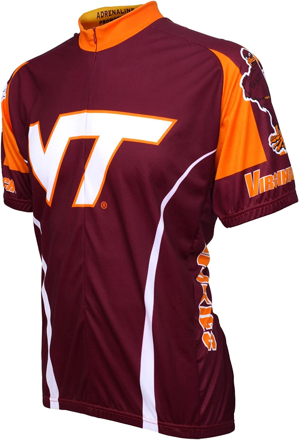 Orange Adrenaline Promotions Tennessee Cycling Jersey