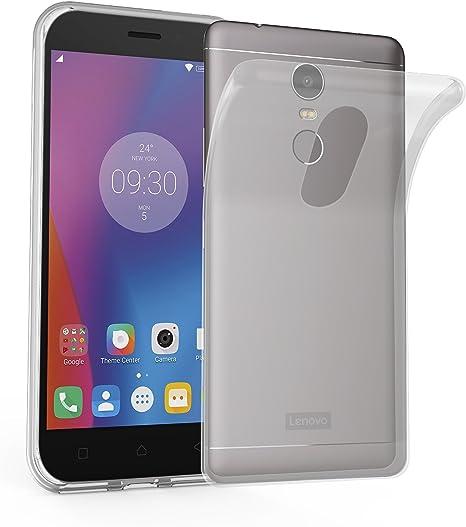 Cadorabo Funda para Lenovo K6 Note en Transparente: Amazon.es: Electrónica