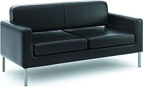 HON Corral Leather Sofa