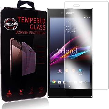 Ycloud Protector de Pantalla para Sony Xperia Z Ultra (XL39h) 6.4 ...
