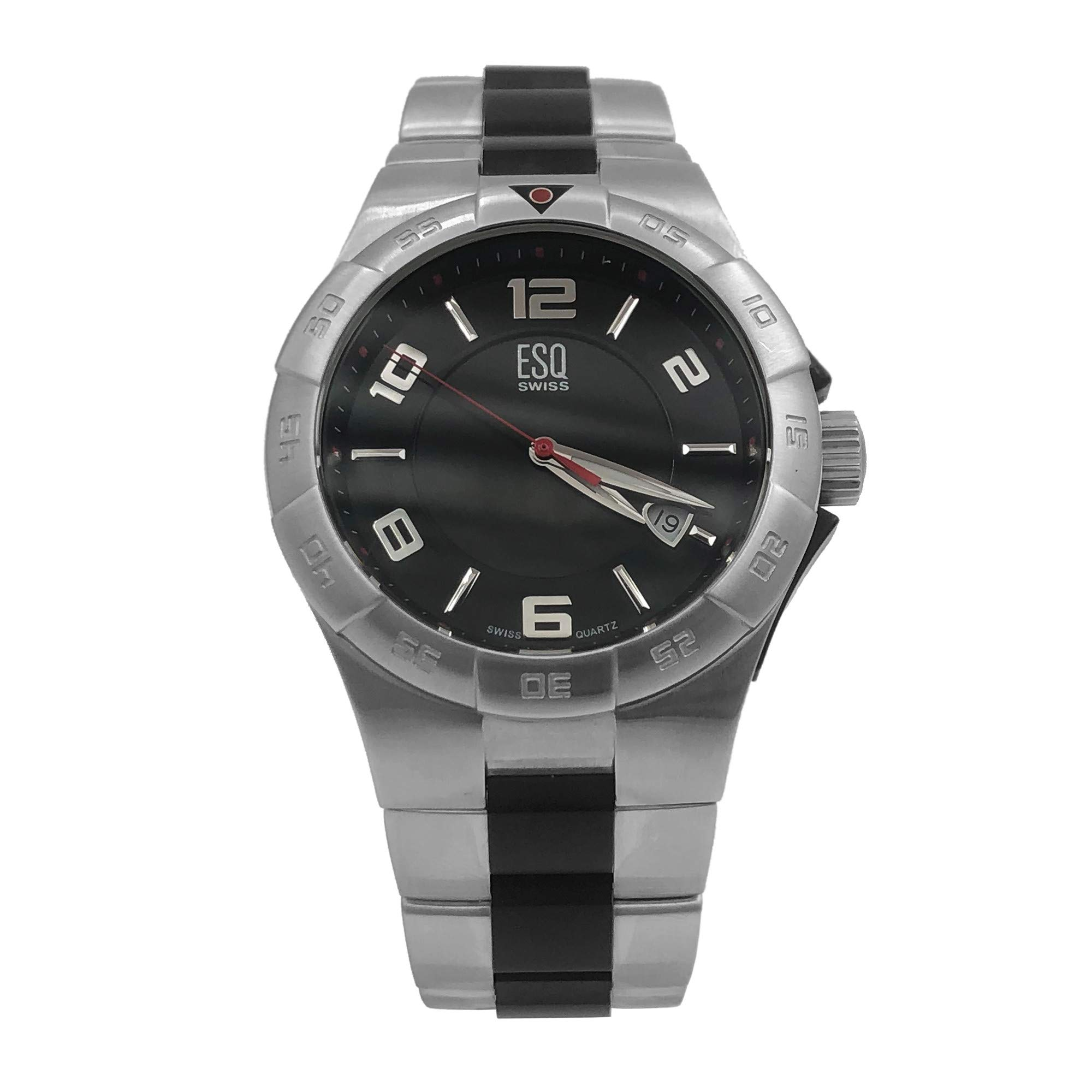 ESQ Rally Quartz Male Watch 07301103 (Certified Pre-Owned) by ESQ