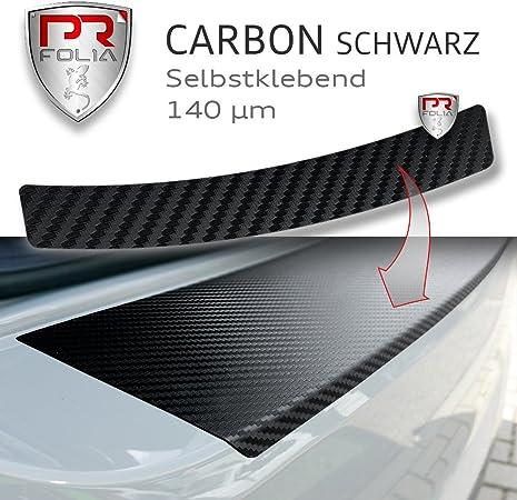 Pr Folia Ladekantenschutz Für Q2 Ab Bj 10 2016 Carbon Schutzfolie Inkl Rakel Stoßstangenschutz Folie Autofolie Auto