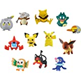 9 figurines pokemon