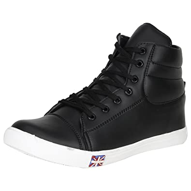 013157744 Kraasa Men's Synthetic Sneakers: Buy Online at Low Prices in India ...