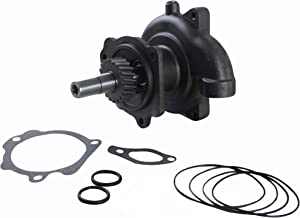 NEW MECHANICAL WATER PUMP COMPATIBLE WITH CUMMINS DIESEL L10/M11 1991-02 3803403RX 2882144