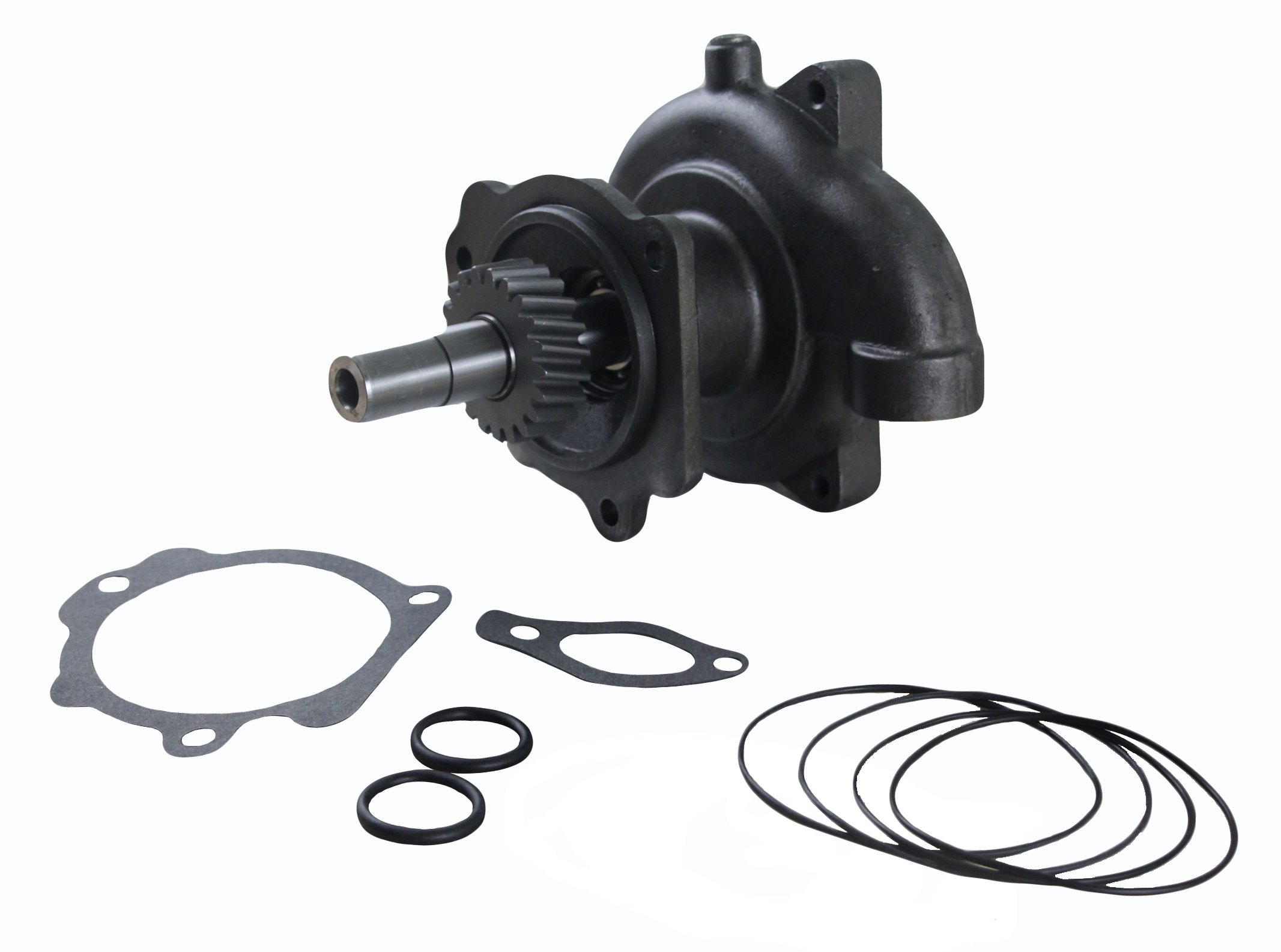 NEW MECHANICAL WATER PUMP FOR 1991-02 CUMMINS DIESEL L10/M11 3803403RX 2882144