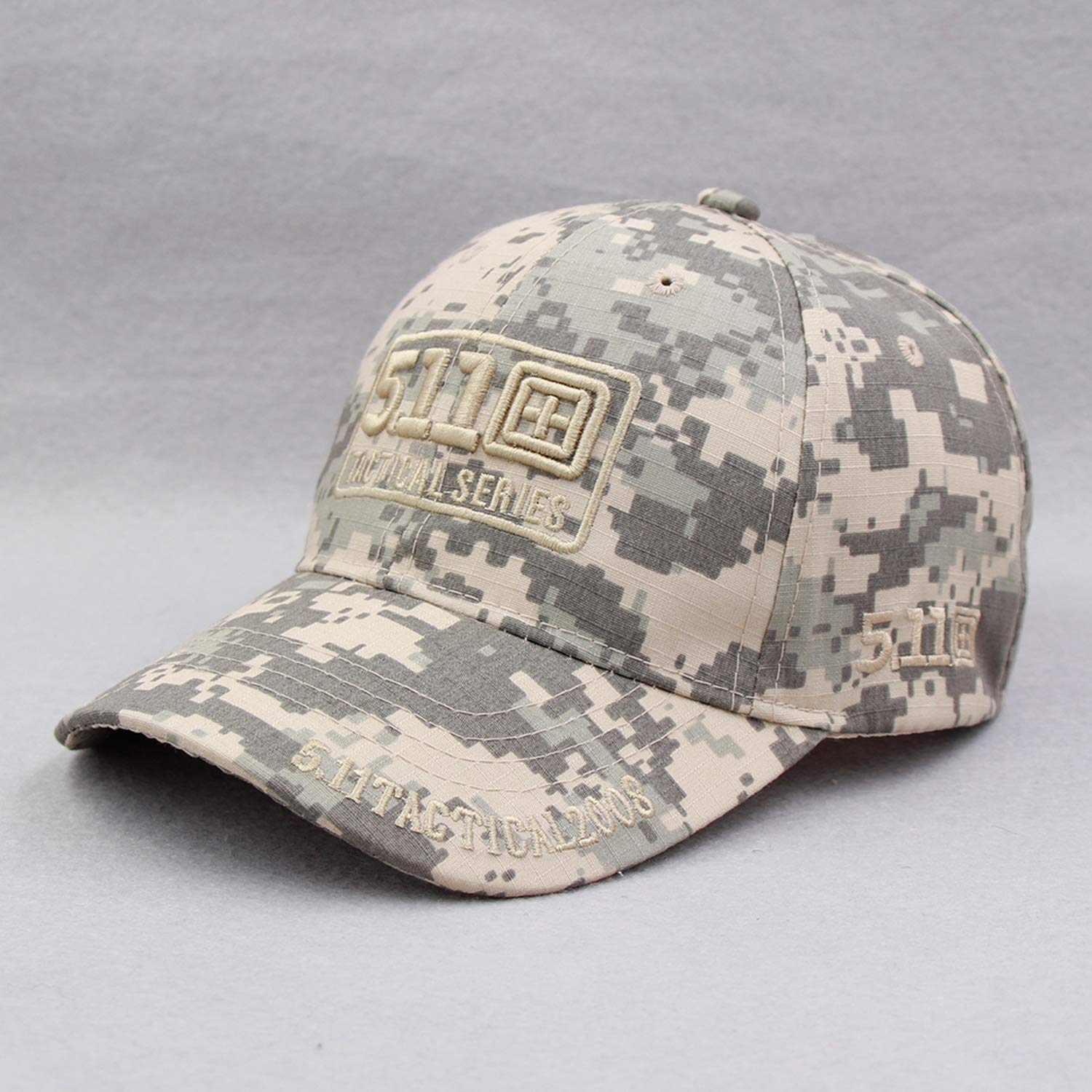 Ron Kite Army Camouflage Baseball Cap Tactical Caps Outdoor Breathable Sunshade Mountaineering Casual Hat New Hats