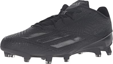 764394b4b0a25 adidas Men s Adizero 5-Star 5.0 Black Black Black Athletic Shoe
