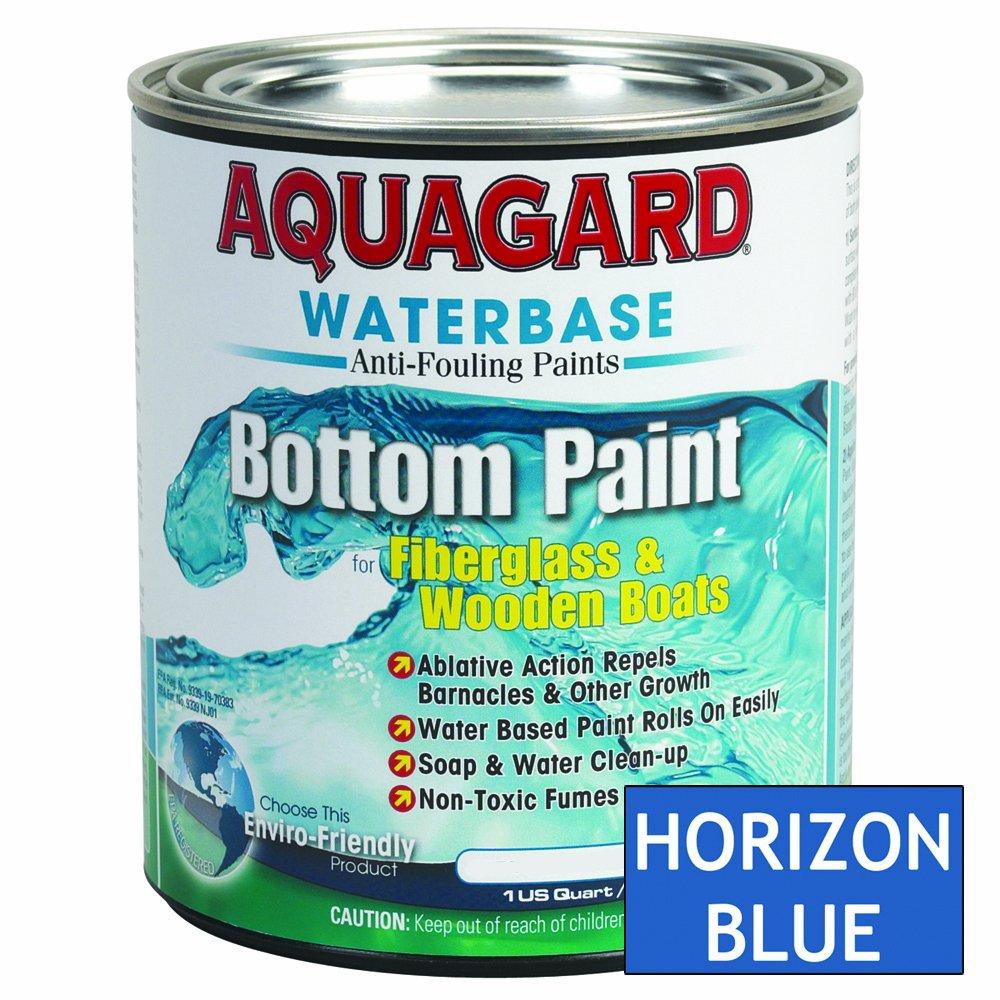 Aquagard Waterbased Anti-Fouling Bottom Paint - 1Qt - Horizon Blue