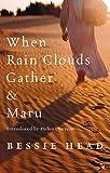 When Rain Clouds Gather And Maru (Virago Modern Classics)