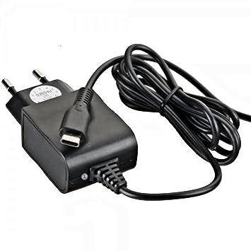 2 amperios Micro USB tipo C Cargador Cable de carga Cargador ...