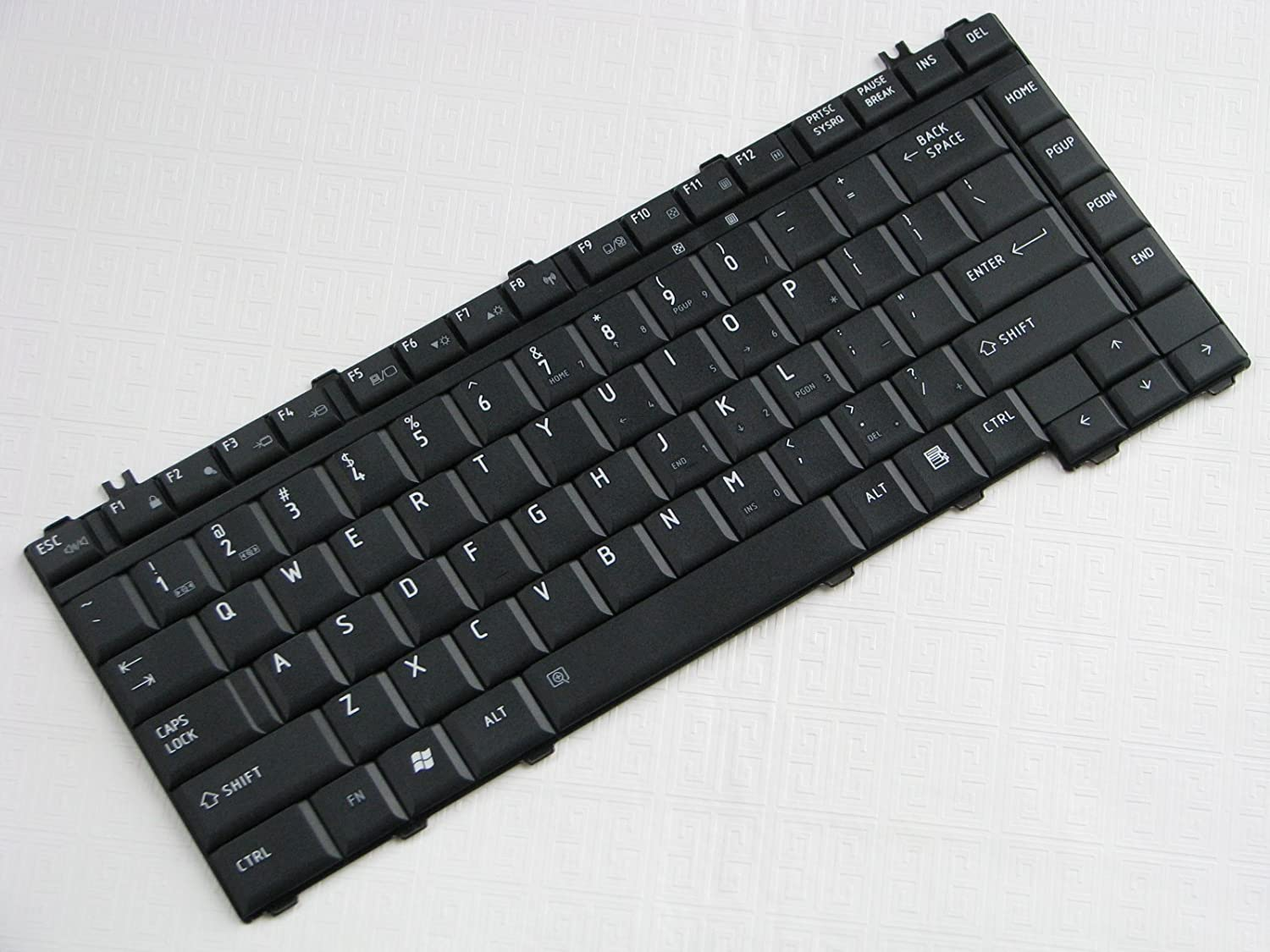 Amazon.com: Brand New Replacement Keyboard ( Black ) for Toshiba
