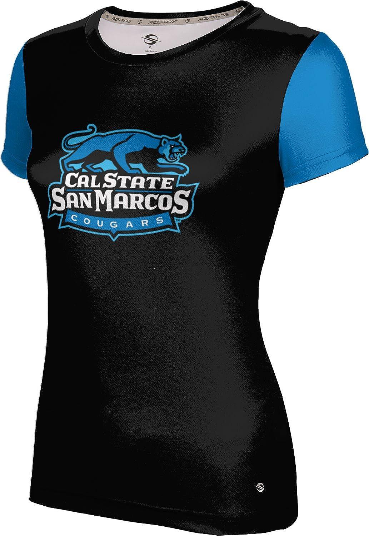 ProSphere Women's California State University San Marcos Crisscross Tech Tee