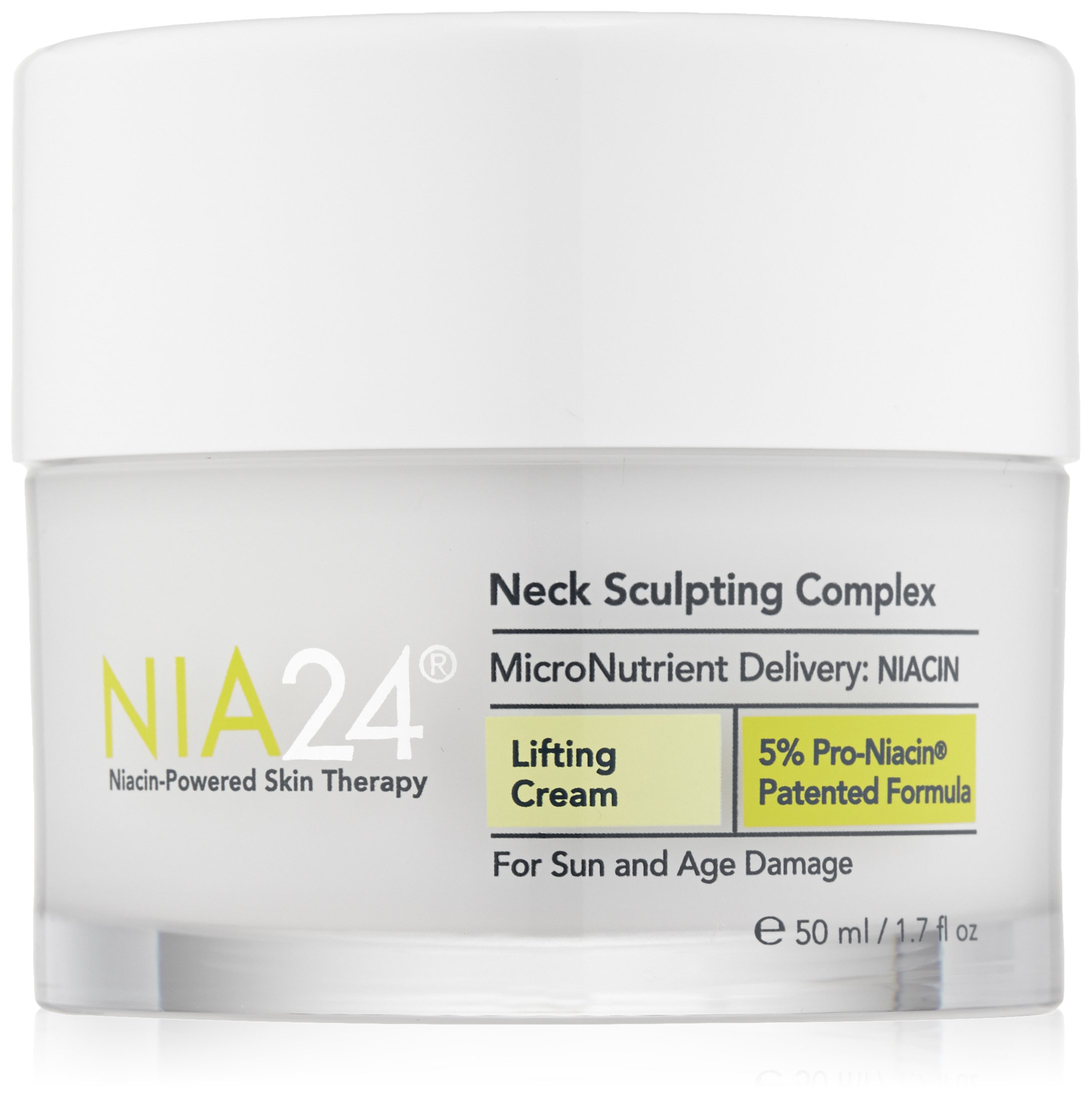 Nia 24 Neck Sculpting Complex, 1.7 Fl. oz.