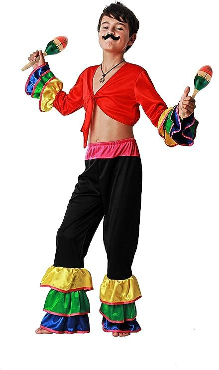 Costumizate! Disfraz de Brasileño Talla 7-9 Especial para niños ...