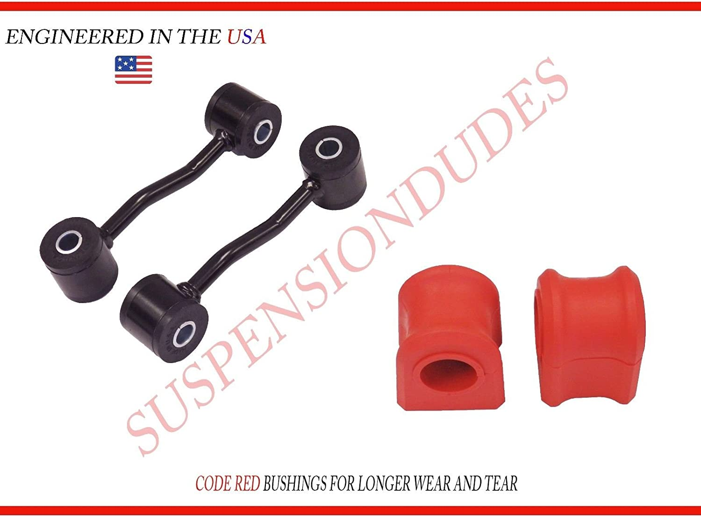 Suspension Stabilizer Bar Link-Kit Front Moog K7391 fits 02-07 Jeep Liberty