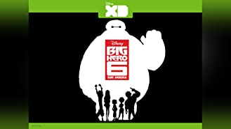 Big Hero 6 The Series Volume 4