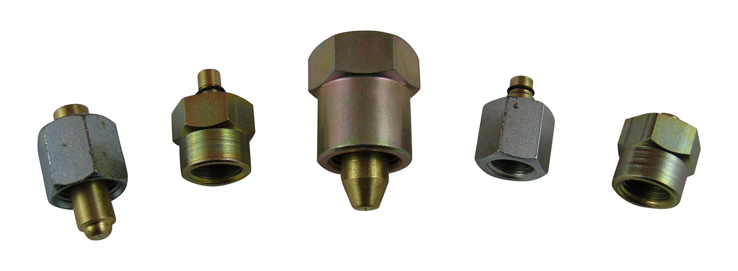 AccurateDiesel Master Diesel Tech's Injector Block-Off Cap Set fits Duramax Powerstroke Cummins