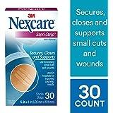 Nexcare Steri-Strip Skin Closure, 3 Inch X 4 Inch, 30 Pack