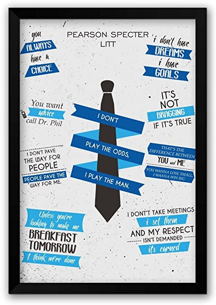 akhuratha designs don t play the odds play the man suits quotes typography wall poster amazon in home kitchen akhuratha designs don t play the odds play the man suits quotes typography wall poster