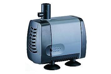 BPS (R) Bomba Sumergible para Pecera o Acuario, Submersible Pump Fish Tank (9.4 x 5.7 x 7.5CM) BPS-6034: Amazon.es: Hogar