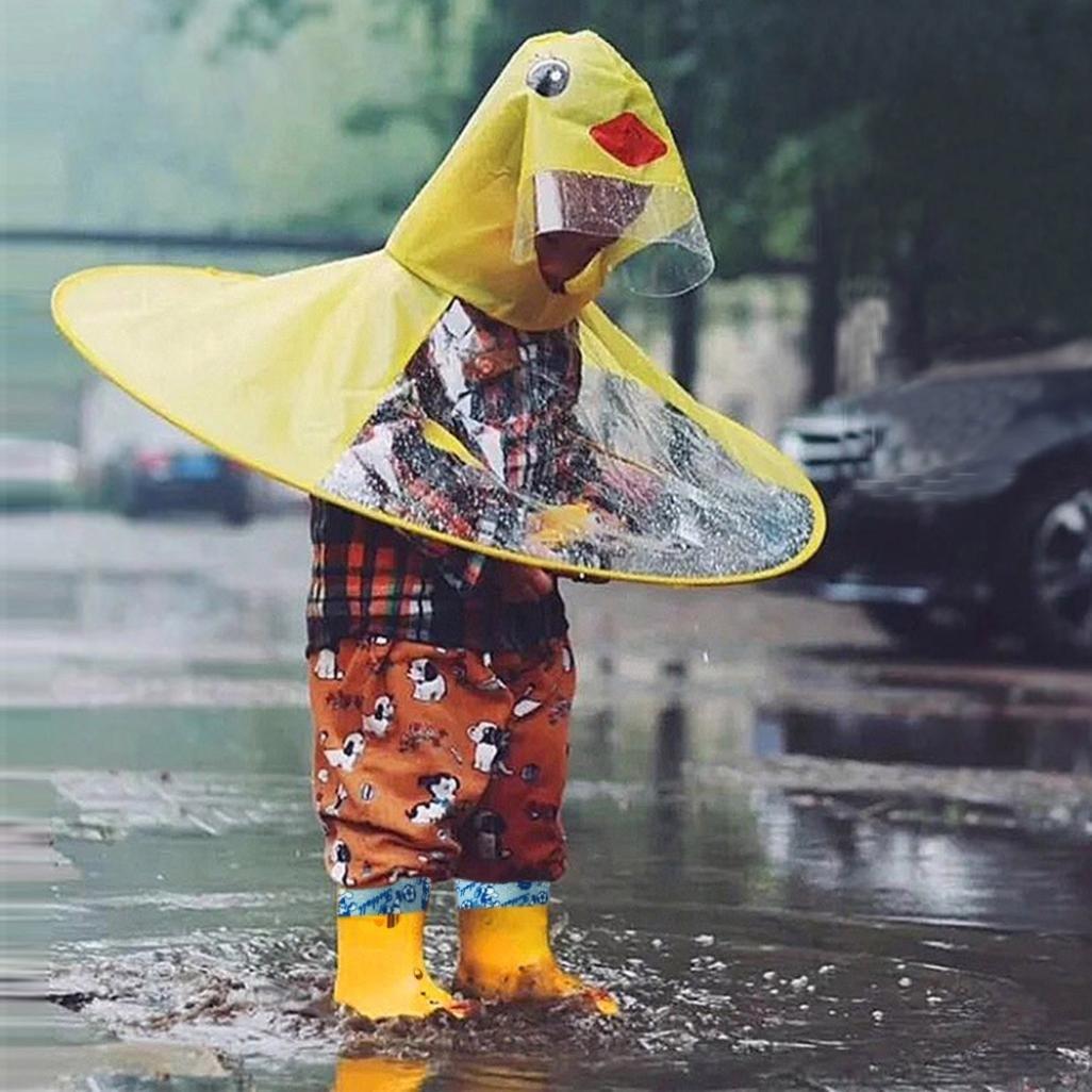 Goodtrade8 Clearance Baby Girl Boy Duck Rain Boots