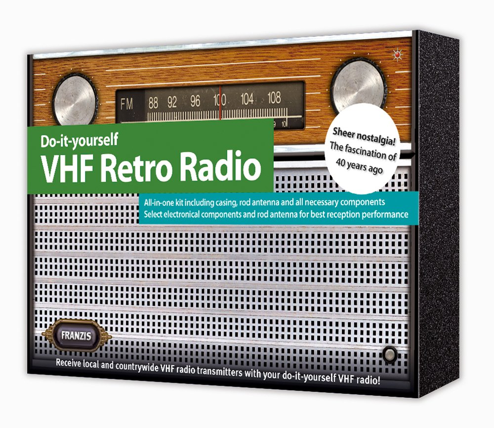 Buy do it yourself fm retro radio kit manual book online at low buy do it yourself fm retro radio kit manual book online at low prices in india do it yourself fm retro radio kit manual reviews ratings amazon solutioingenieria