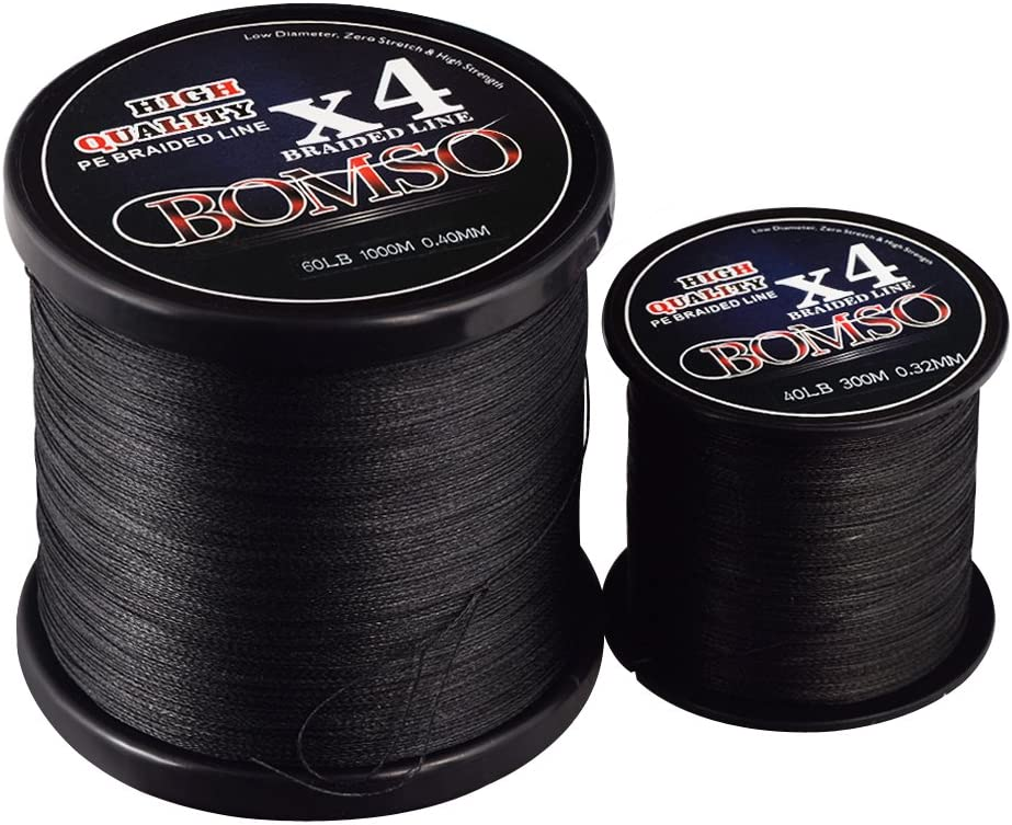 500M Color PE Braided Extreme Super Strong Dyneema Spectra Sea Fishing Line LN