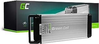 GC® EBIKE Batteria 36V 14.5Ah Bicicletta Elettrica Rear Rack con Celle Panasonic Li-Ion Babboe City BMC Volton Bauer