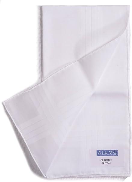 Amazon.com: Finest mano Rolled Swiss algodón pañuelo por ...